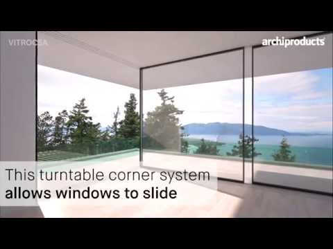 Archiproducts Design Clip | VITROCSA - TH+ turnable corner