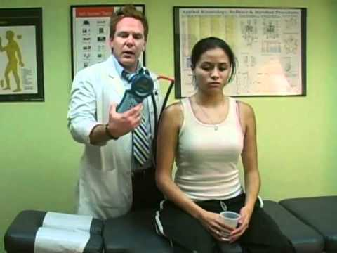 GERD, Acid Reflux, Applied Kinesiology Demonstration