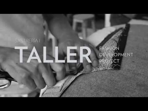 Sastrería I - Taller Fashion Development Project