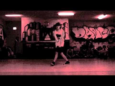 Brian Puspos Choreography - Like A Virgin Again by Chris Brown
