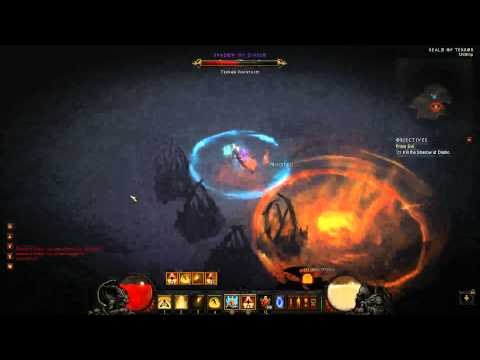 Diablo 3 - Monk solo Inferno Diablo