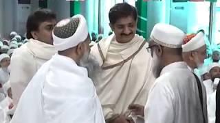 Sindh CM attends Bohra Majlis