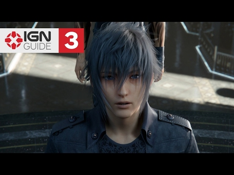Final Fantasy 15 Walkthrough: Chapter 1 - Hunter Becomes the Hunted