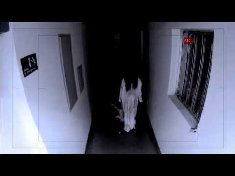 #CGG - Câmera escondida -- espírito no corredor assusta funcionários