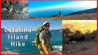 Trans-Catalina Trail Hike - Catalina Island Backpacking Guide
