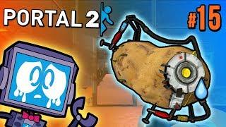 Portal 2 - POTATO GLADOS 15  ► Fandroid the Musical Robot!
