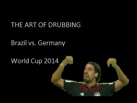 The Art of Drubbing: Brazil vs. Germany, World Cup 2014