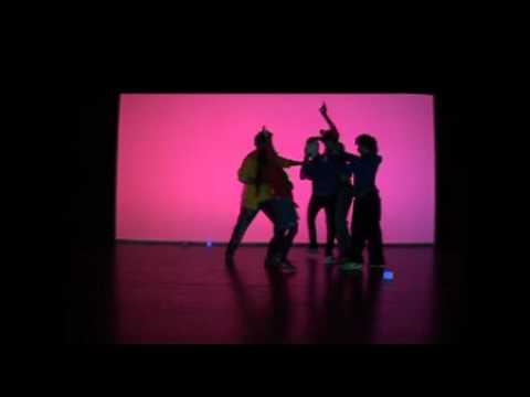ASPHALTE pièce pour cinq danseurs de Pierre Rigal au TGP