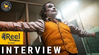 Joaquin Phoenix JOKER Interview | ReelBlend Podcast