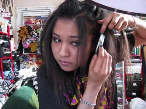Aiji (LM.C) Clothes Hair & Make Tutorial Part 2