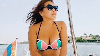 Bikini Try On, Fireworks and a Clean Bottom - Ep 49 Sailing Luckyfish