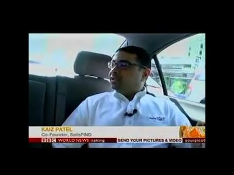 BBC World News (Asia Business Report) with  KAIZ PATEL, Customer Service Excellence Advocate