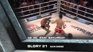 Glory 21: San Diego
