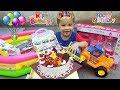 Trò Chơi Sinh Nhật Bé Nhí Nhố ❤ ChiChi Kids TV ❤ Đồ Chơi Trẻ Em Baby Doli