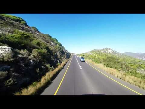 Trucking Thru South Africa. . . Ou Kaapse Weg (Gopro Hero 3+