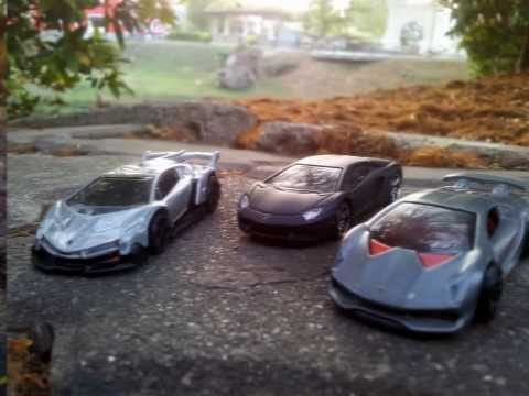 Unveiled !!! 2014 Hot Wheels Lamborghini Veneno