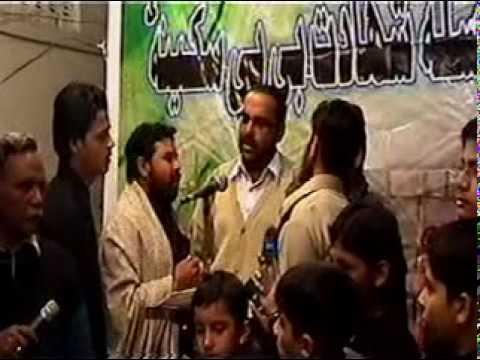 Amroha Marsiya. Hussain (A.S) jab ke chale baad e dopeher run...