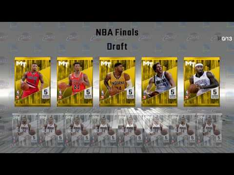 NBA 2K18 MyTEAM NEW PACK & PLAYOFFS GAME MODE *DRAFT MODE* | NBA 2K17 SQUAD BUILDER