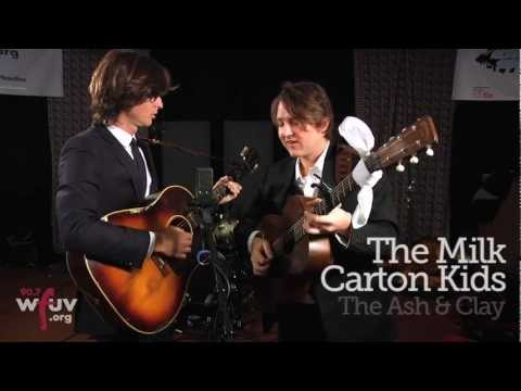 "The Milk Carton Kids - ""The Ash & Clay"" (Live at WFUV)"
