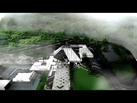 """THESIS RMUTT 2013/URBAN CULTURAL PLAZA INTEGRATE """"sounthern maunglung"""""""