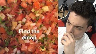 CAN YOU FIND THE EMOJI?!