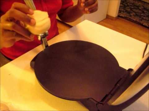 My review on the Chef Pro Tortilla or Chapati maker
