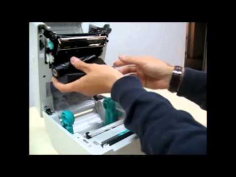 Toshiba B-EV4 Ribbon Yerleştirme