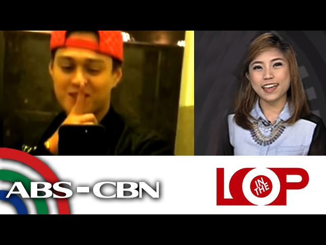 In the loop: Enrique Gil surprises Liza Soberano on Valentine's Day