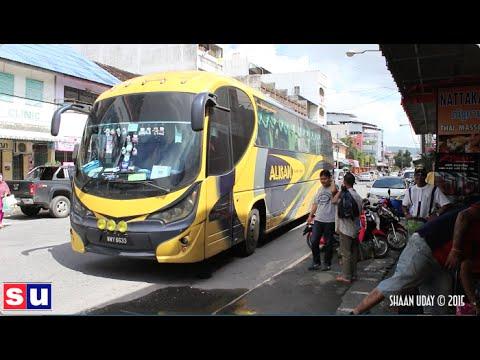 Hat Yai (Thailand) to Kuala Lumpur (Malaysia) by bus