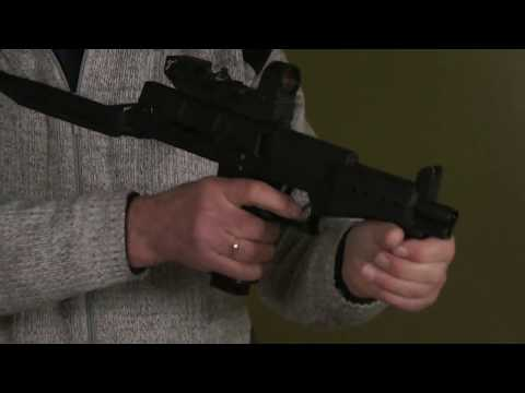 9-мм пистолет-пулемет СР2. Обзор