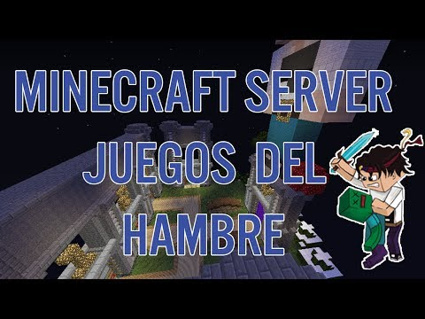 Server Minecraft - Hunger Games 1.7.2 [No Premium]