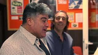 SOMBRA Y LUZ con LA HÚNGARA - ABUELA XXX ANIVERSARIO (Making-of Oficial)