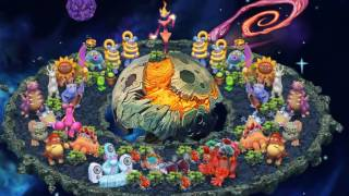 My Singing Monsters: Dawn Of Fire - Space Island (Full Song) (1.11.0)