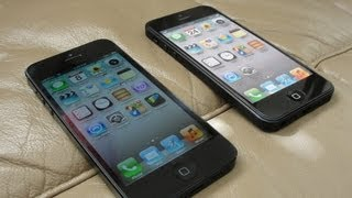 Fake vs Real iPhone 5