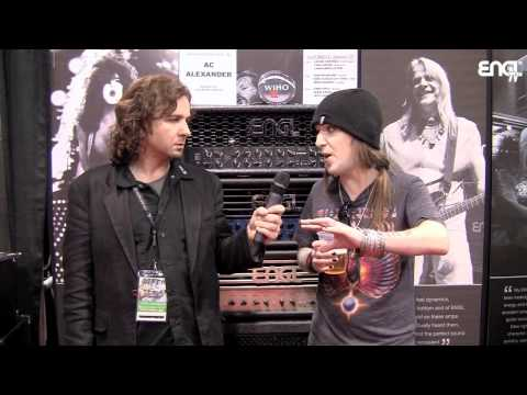 ENGL-TV Alexi Laiho (Children of Bodom) interview at the 2012 NAMM Show.