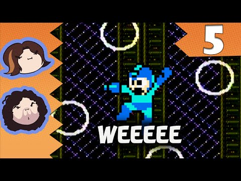 Mega Man 6: Let's Tussle - PART 5 - Game Grumps