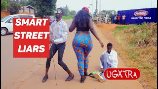 SMART STREET LIARS  COAX,JUNIOR USHER,MARTIN Latest African Comedy 2019