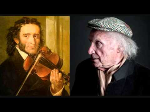 Gitlis plays Paganini - Caprice No. 24, arranged by Leopold Auer for violin and piano