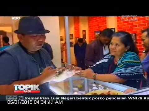 [ANTV] TOPIK Pameran Batu Akik di Bandung