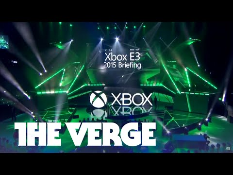Microsoft's E3 2015 event in under eight minutes