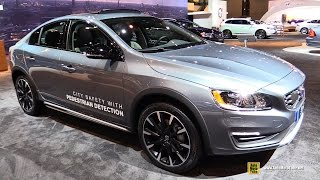 2016 Volvo S60 T5 AWD Cross Country - Exterior and Interior Walkaround - 2016 Chicago Auto Show