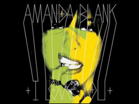Amanda Blank - Shame On Me *HQ* Video