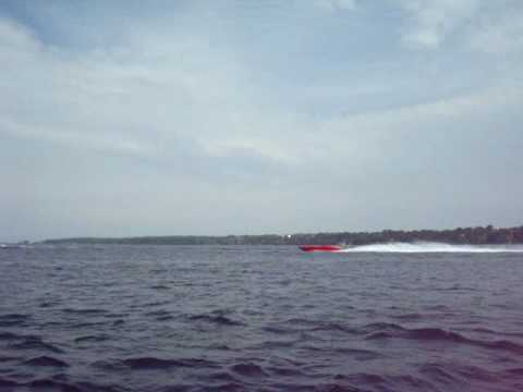 2010 Poker Run at Alexandria Bay, NY