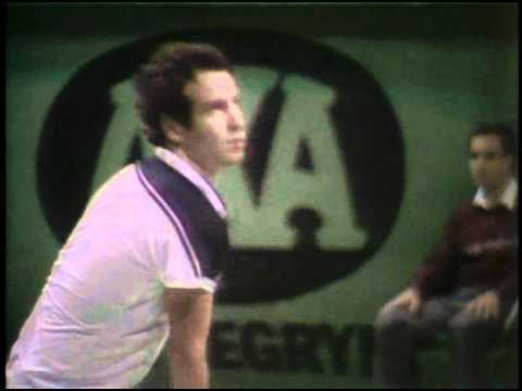 John McEnroe s most famous outburst happened in Stockholm in 1984