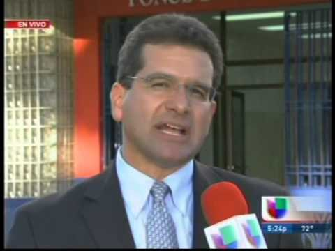 Pierluisi Noti Univision 2014 02 10 0 video