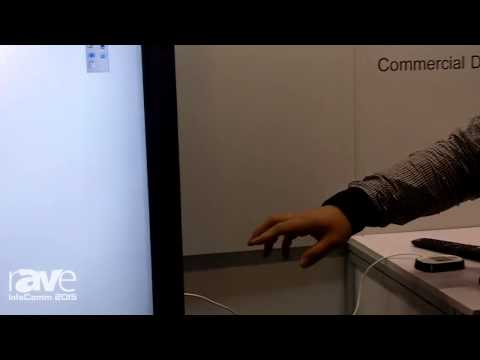 InfoComm 2015: Prima Showcases 75″ Flat Panel with 4K Capability and 10 Point Touch Interactivity