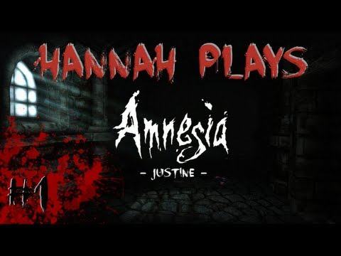 Hannah Plays! - Amnesia: Justine DLC 1 (feat. Simon) Music Videos