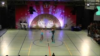 Fabienne Assel & Philipp Liepert - Schwäbische Meisterschaft 2015