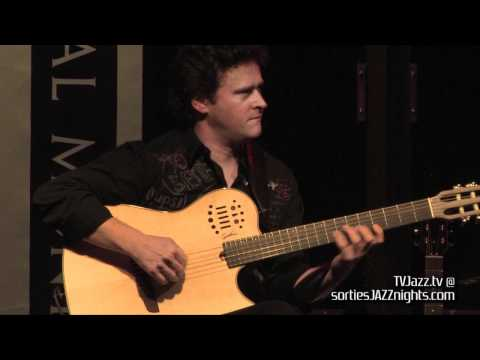 Sylvain Luc Alain Caron - All Blues - FMCM 2012 - TVJazz.tv