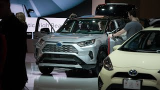 Top Ten 2019 Rav4 things you probably didn't know.